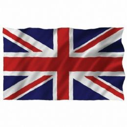 3ft x 2ft Polyester 100d Great Britain Union Jack British United Kingdom Flags